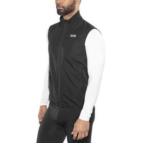 GORE WEAR C3 Light Windstopper Vest Men black